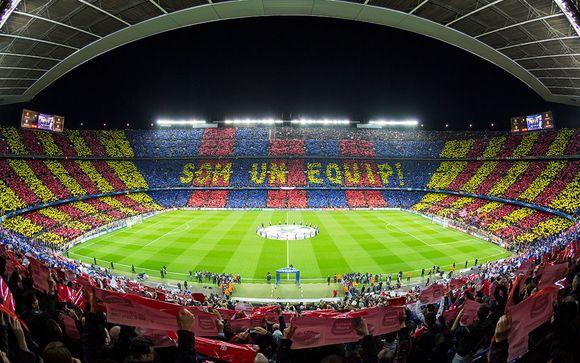 ¡Vive la emoción del fútbol!