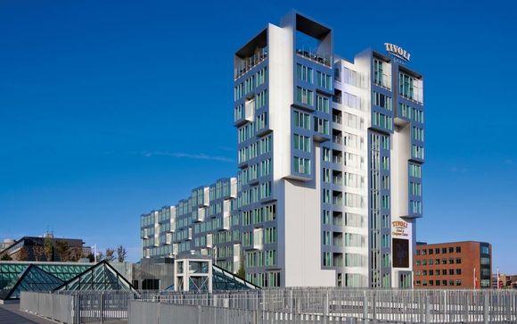 Hotel Tivoli Copenhague