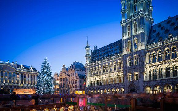 Fin de Año en Flandes (oferta 1) - Salidas en grupo