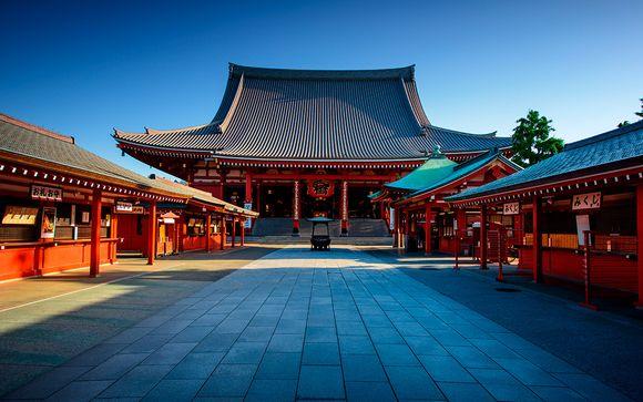 Itinerario 9 noches - Japón - Salidas en grupo