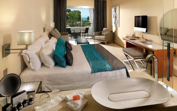 Aguas de Ibiza Lifestyle & Spa Hotel 5* GL