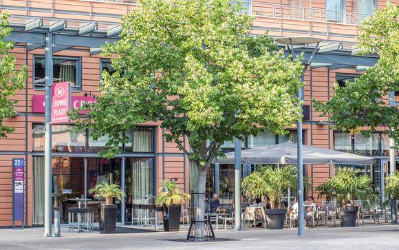Hotel Crowne Plaza Lyon 4*