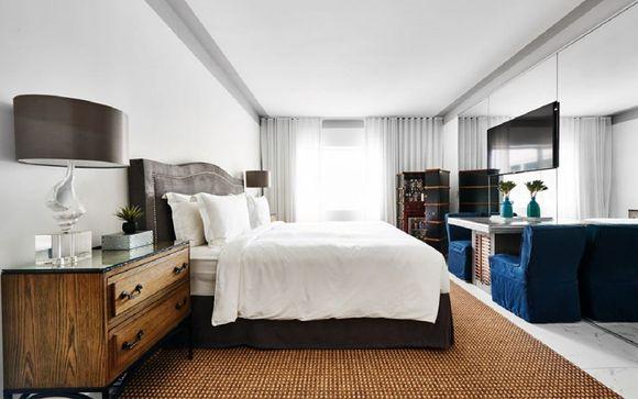 Hotel Nautilus by Arlo 4*, en Miami