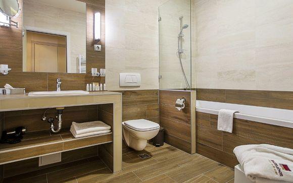 Hotel Mamaison Andrassy 4*