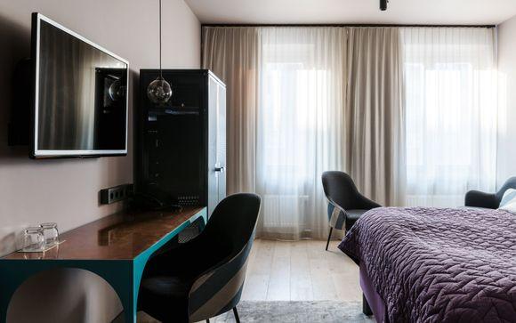 Story Hotel Signalfabriken 4*