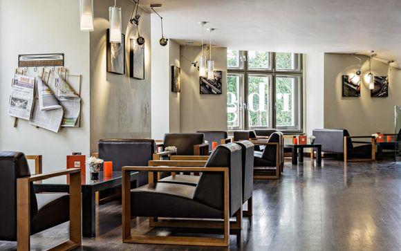Park Inn Prague 4*