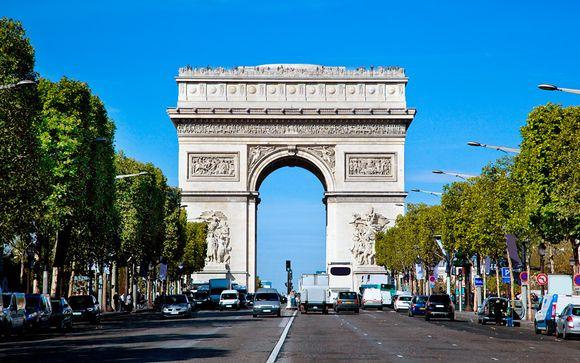 Champs Elysées Friedland 4*