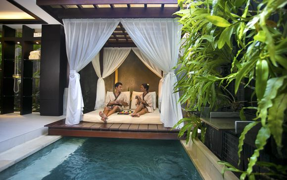 Tanadewa Luxury Villas & Spa 4*