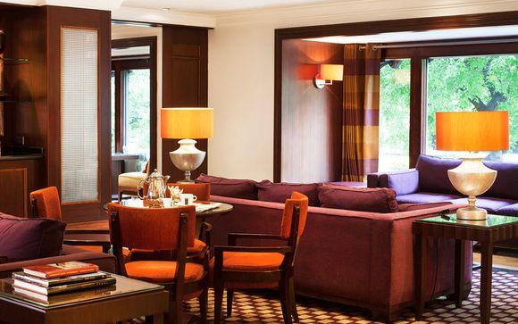 Corinthia Hotel Budapest 5*