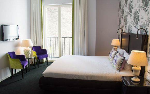 Pillows Grand Hotel Place Rouppe 4*