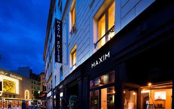 Hôtel Maxim Folies