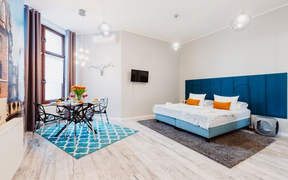 Aparthotel KrakowLiving