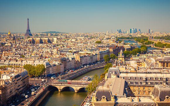 Hotel Victor Hugo Paris Kleber 4*