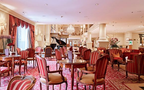 Grand Hotel Wien 5*