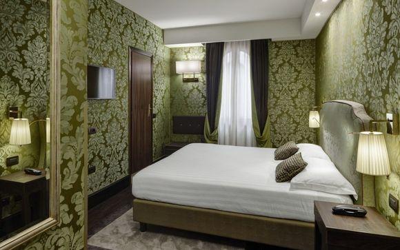 Hotel American Dinesen 4*, en Venecia