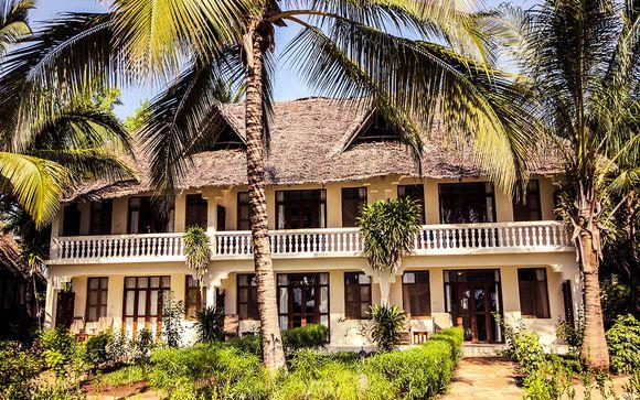 Michamvi Sunset Bay Zanzibar 4*