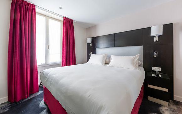 Hotel 15 Montparnasse 4*