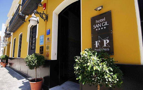 Hotel San Gil 4*