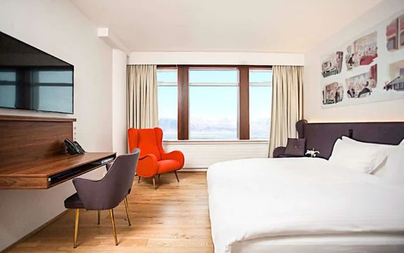 Radisson Blu Saga Hotel 4*