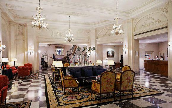 Hotel Le Plaza Brussels 5* (con opción 2)