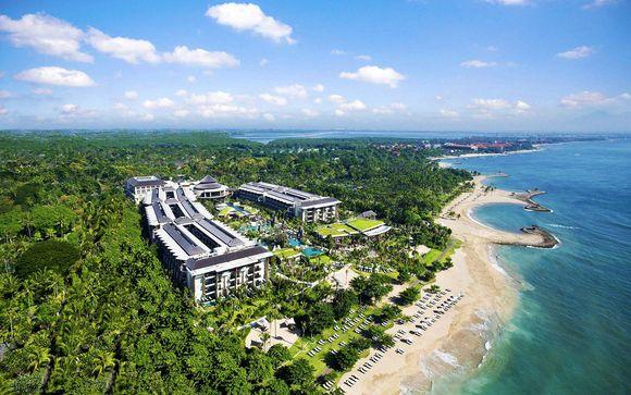Tu extensión a Bali (con la opción  2)