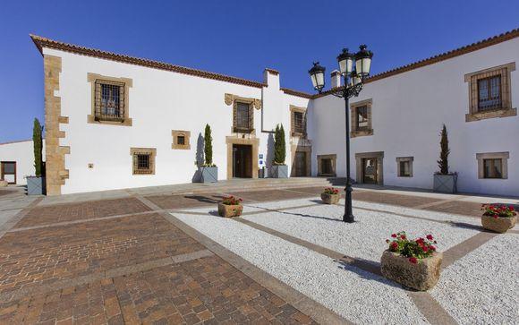 Hospes Palacio de Arenales 5*