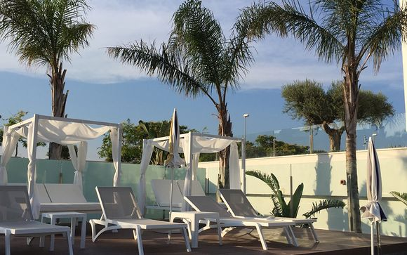 Aqua Hotel Silhouette & Spa 4* - Solo adultos