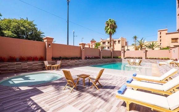 Ayoub Hotel & Spa 4*