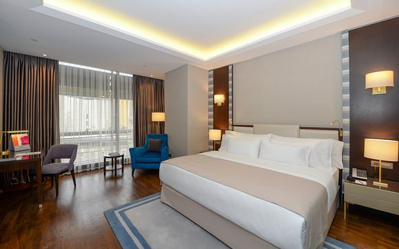 Hotel Barcelo Istanbul 5*