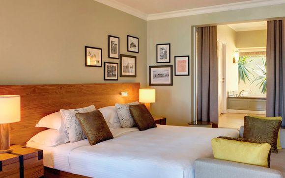 Outrigger Mauritius Beach Resort 5*