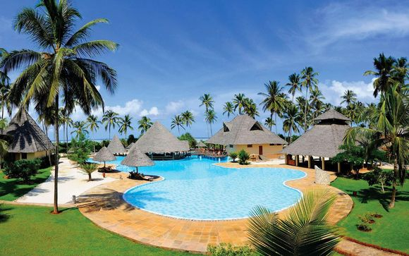 Neptune Village Beach Resort 4*