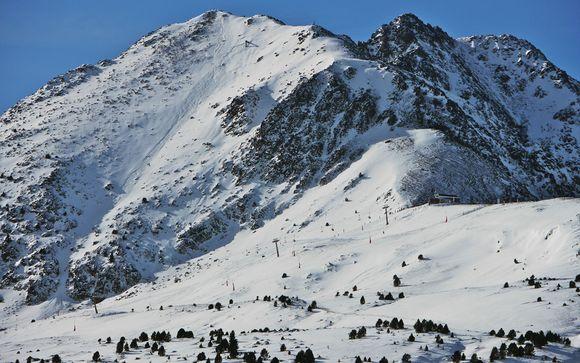 Andorra Andorra La Vella - Apartaments Els Esquiadors desde 58,00 ? con Voyage Prive en Andorra La Vella Andorra