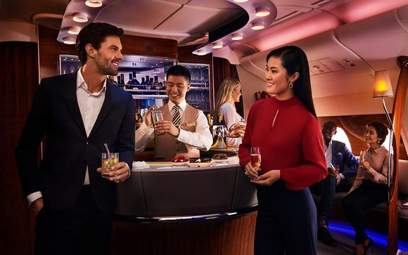 La Business Class de Emirates