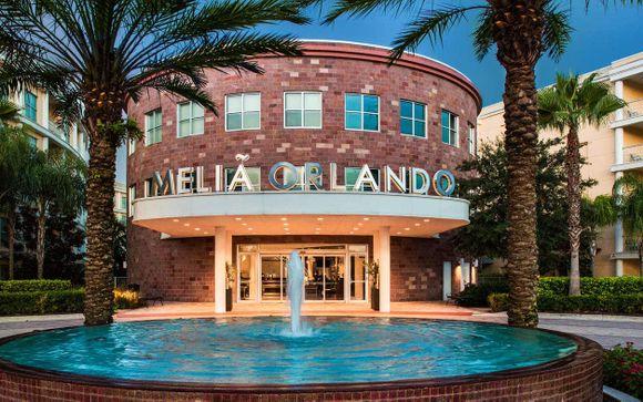Meliá Orlando Suite Hotel at Celebration 4*