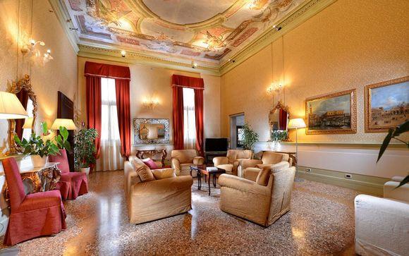 Ruzzini Palace Hotel 4* le abre sus puertas