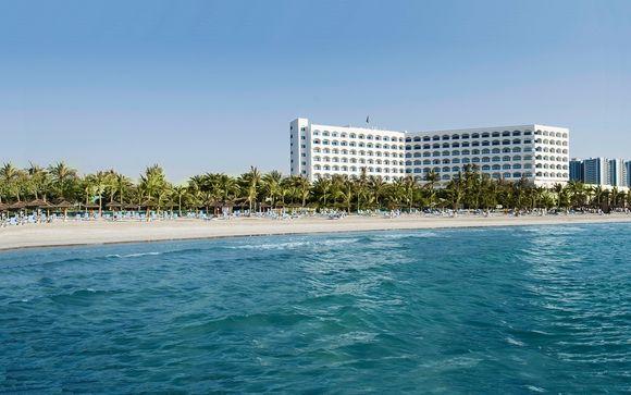 Emiratos Árabes Unidos Ajman - Kempinski Hotel Ajman 5* desde 709,00 €