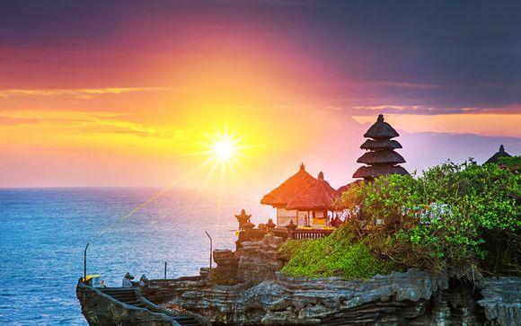 La joya de Indonesia te espera