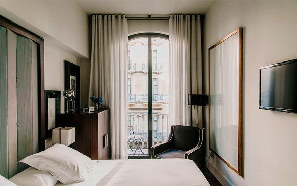 Hotel Pulitzer Barcelona 4*
