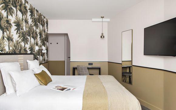 Hotel Doisy Étoile 4*