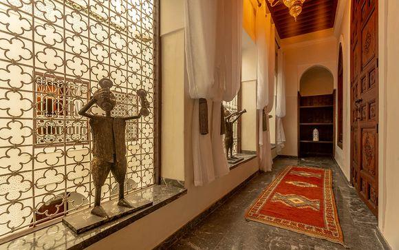 Riad Aix Kabaj Palais & Spa