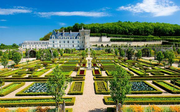 Los castillos de Loira y París a tu aire