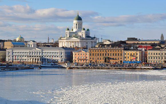 Estancia opcional en Helsinki
