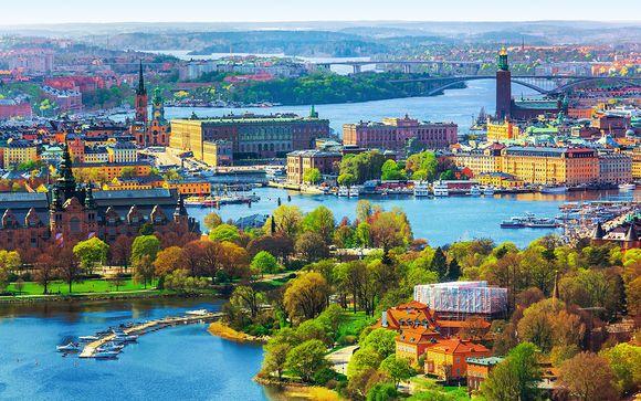 Clarion Hotel Stockholm 4*