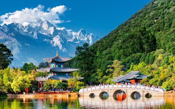 Combinado 5* Lux* Tea Horse Road Lijiang y Benzilan