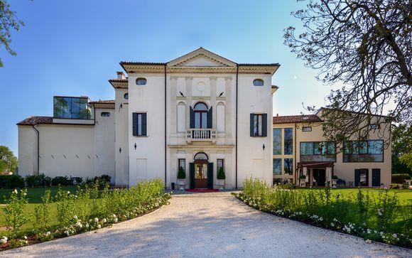 Italia Venecia - Hotel Villa Barbarich 4* desde 47,00 €