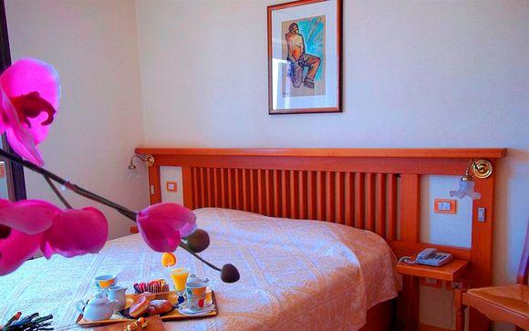 El Hotel La Conchiglia le abre sus puertas