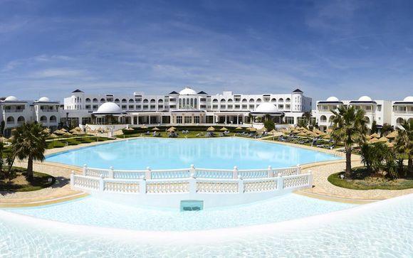 Estancia de lujo en el Hotel Golden Tulip Taj Sultan 5*