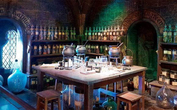 Visita a Harry Potter Warner Bros Studio