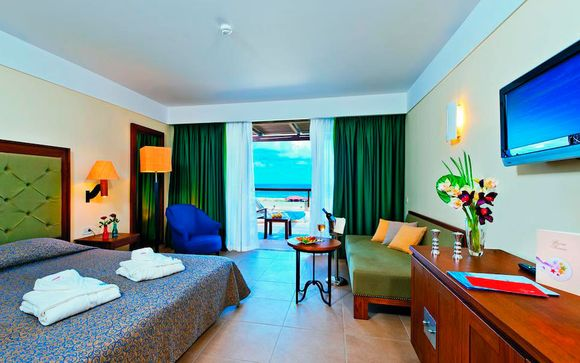Cavo Spada Luxury Resort & Spa 5*