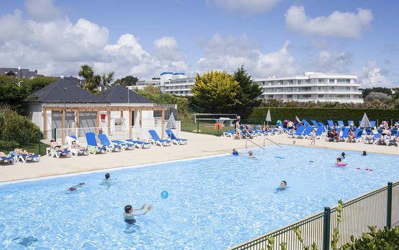 El Hotel Village Port du Crouesty le abre sus puertas